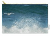 Oregon Coast Flying Seagull Carry-all Pouch