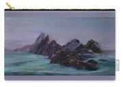 Oregon Coast Seal Rock Mist Carry-all Pouch