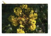 Oregon Grape Flowers Carry-all Pouch