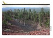 Oregon Landscape - Crater At Lava Butte Carry-all Pouch