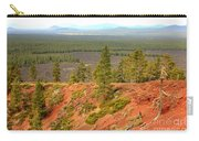 Oregon Landscape - View From Lava Butte Carry-all Pouch