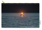 Oregon Night Fishing Carry-all Pouch by Tom Singleton