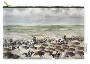 Oregon Trail: Stampede Carry-all Pouch