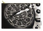 Oreo Cookie Carry-all Pouch by Nancy Mueller