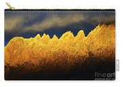 Organ Mountains Land Of Enchantment 1 Carry-all Pouch