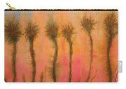 Organic Watercolor Art Carry-all Pouch