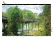 Orient - Bridge - Chinese Bridge  Carry-all Pouch