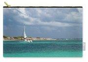 Orient Beach Catamaran Carry-all Pouch