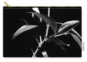 Oriental Lily Two Carry-all Pouch