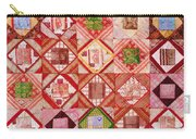 Oriental Patchwork Tapestry Carry-all Pouch