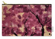 Oriental Plum Blossom Carry-all Pouch