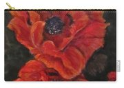 Oriental Poppys  Carry-all Pouch