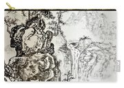 Original Chinese Nature Scene Carry-all Pouch