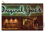 Original Joe's Night View  Carry-all Pouch