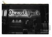 Original Joe's  San Jose Bw Carry-all Pouch