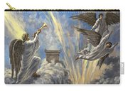 Sixth Trumpet Angel Carry-all Pouch