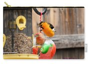 Oriole N Finch Carry-all Pouch