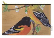 Orioles 1 Carry-all Pouch