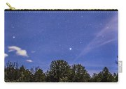 Orion And Sirius Rising Carry-all Pouch