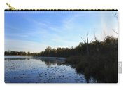 Orion's Lake At Sunset Carry-all Pouch