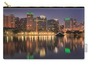 Orlando Sunrise Panorama Carry-all Pouch
