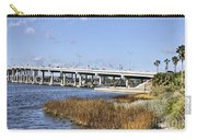 Ormond Beach Bridge Carry-all Pouch