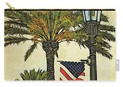 Ormond Beach Patriotic Carry-all Pouch