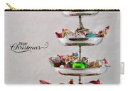 Ornament Compote Carry-all Pouch