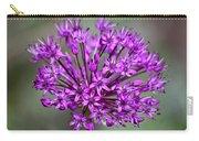 Ornamental Allium Carry-all Pouch