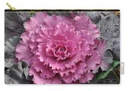 Ornamental Cabbage Carry-all Pouch