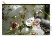 Ornamental Pear Carry-all Pouch