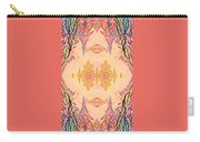 Ornamented Beauty Carry-all Pouch
