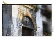Ornate Italian Doorway Carry-all Pouch