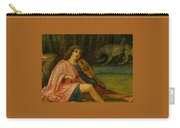 Orpheus Giovanni Bellini Carry-all Pouch