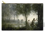 Orpheus Leading Eurydice From The Underworld Carry-all Pouch