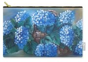 Ortencias Azules 2 Carry-all Pouch