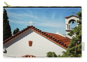 Orthodox Church In Loutraki, Greece Carry-all Pouch