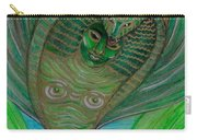 Wadjet Osain Carry-all Pouch by Gabrielle Wilson-Sealy