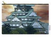 Osaka Castle Still Rules Japan Carry-all Pouch