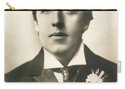 Oscar Wilde Carry-all Pouch by Granger
