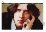Oscar Wilde, Literary Legend Carry-all Pouch