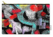 Osile Multicolor Carry-all Pouch