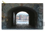 Oslo Castle Archway Carry-all Pouch by Carol Groenen