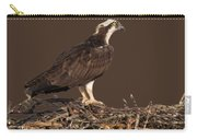 Osprey In Nest Carry-all Pouch