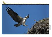 Osprey Landing Approach - Oregon Coast Carry-all Pouch
