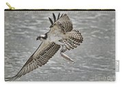 Osprey With Breakfast Carry-all Pouch