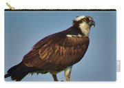 Osprey With His Catch Carry-all Pouch