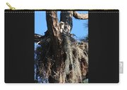 Ospreys In Spanish Moss Nest Carry-all Pouch