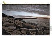 Otter Cliffs Dawn #5 Carry-all Pouch
