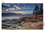 Otter Cove In The Mist Carry-all Pouch